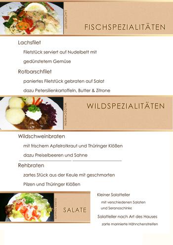 Wild - Salat